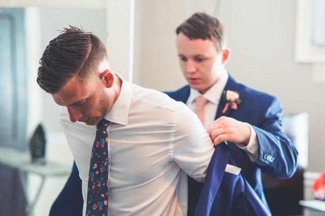 Prezenty ślubne dla drużbów