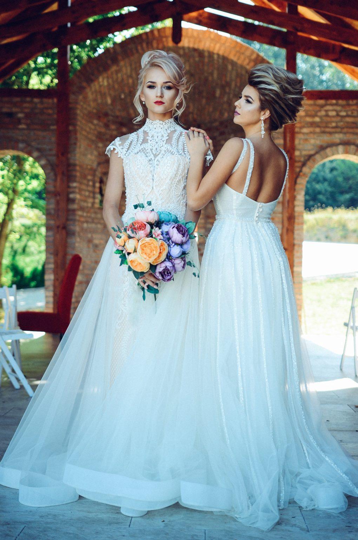 przykładowe suknie ślubne
